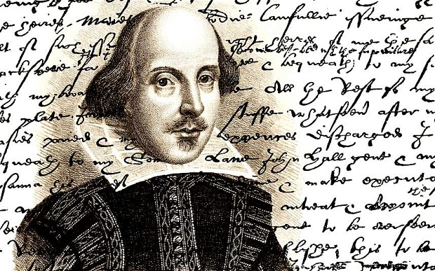 william shakespeare was a famous