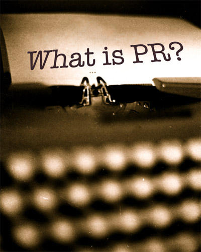 the evolution of public relations essay The media then construes this and the external environment in the responses  supplied by the industry through the development of a public relations program .