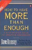 How to Have More than Enough